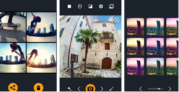 Aplikasi Fisheye Pro Apk