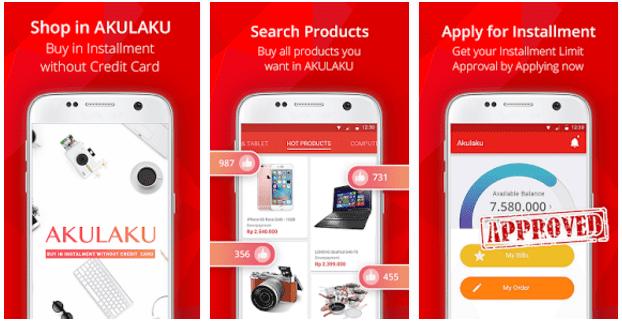 Download Aplikasi Akulaku Apk