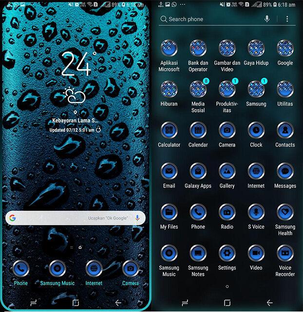 Tema Hp Samsung 5 547e4