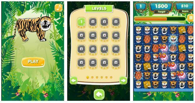 Game Macan Koramil Cisewu 1