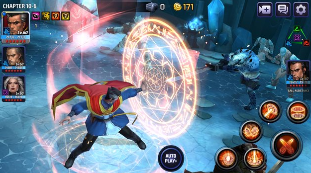 Download Marvel Future Fighte