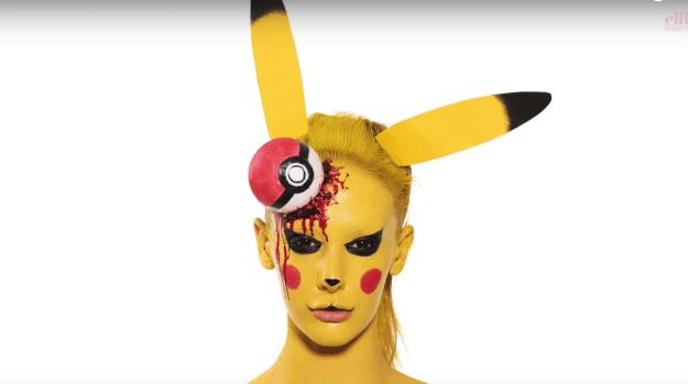 Pikachu Jijik 10
