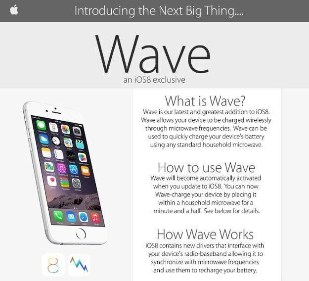 Ios Wave