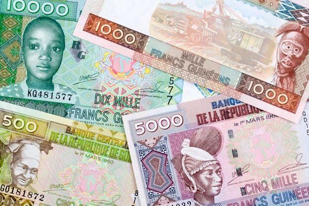 Mata Uang Franc Guinea 855dc