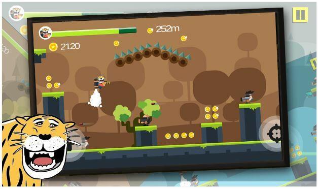 Game Macan Koramil Cisewu 5