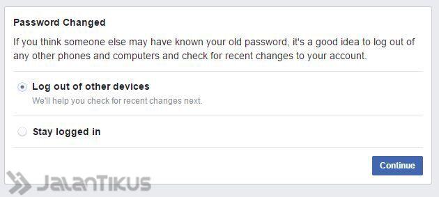 Mengembalikan Akun Facebook 8