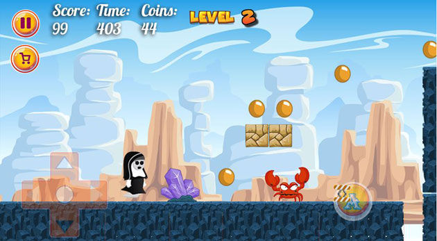 Game Android Tren 1