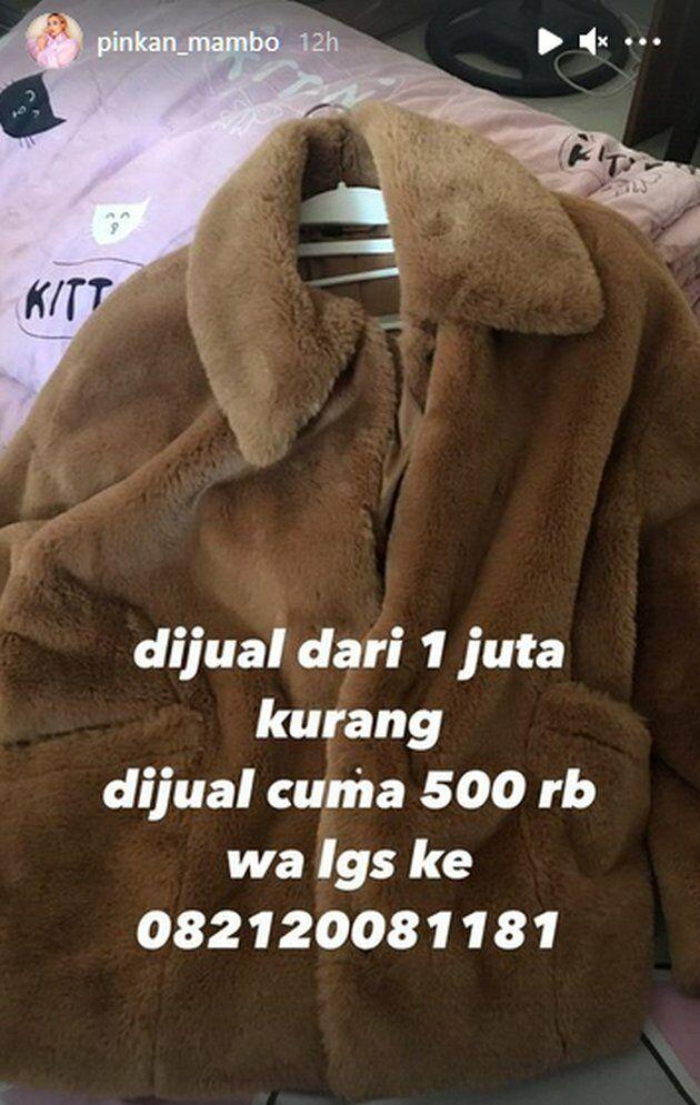 Baju Bekas Show Pinkan Mambo Rp500 Ribu 9691b