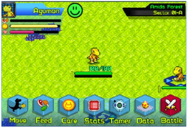 Game Digimon Android 3