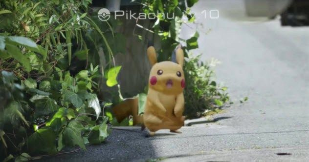 Fakta Menarik Pokemon Go 4