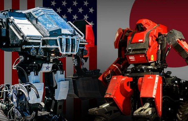 Robot Aneh Diciptakan Manusia 6 91eba