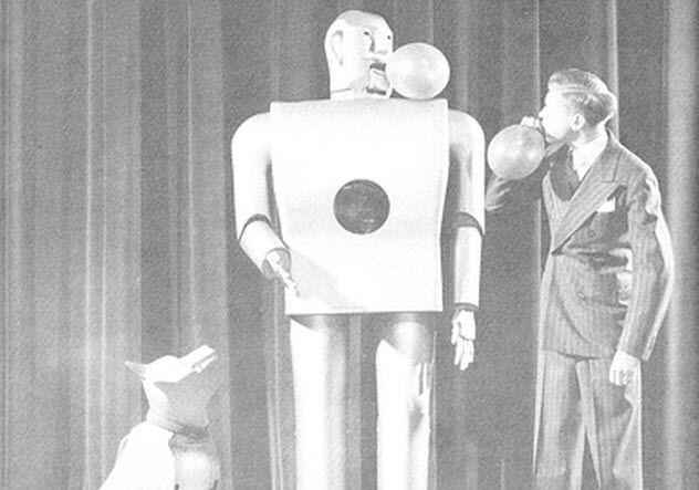 Robot Aneh Diciptakan Manusia 4 A7b80