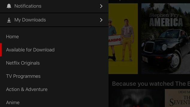 Update Aplikasi Netflix