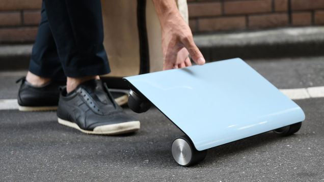 Scooter Walkcar