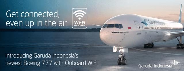 Internetan Di Pesawat Garuda Indonesia B0e62