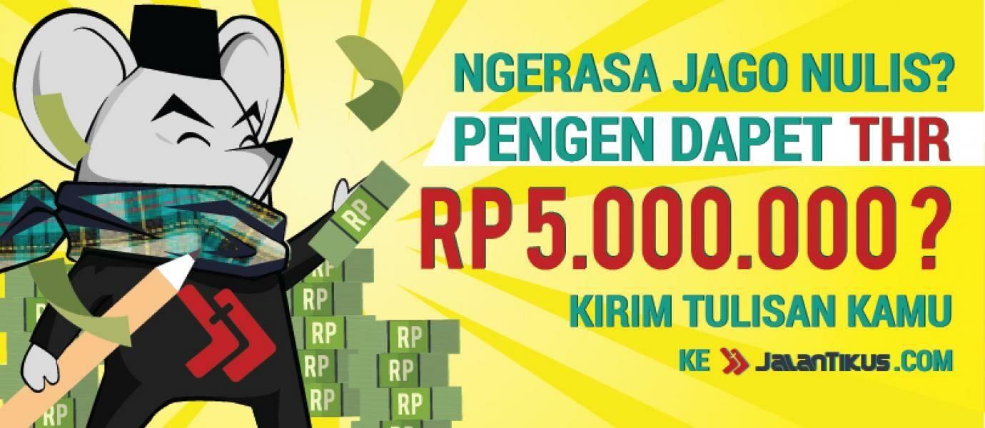 Ini Dia Pemenang Event THR JalanTikus Berhadiah Total 5 Juta Rupiah!