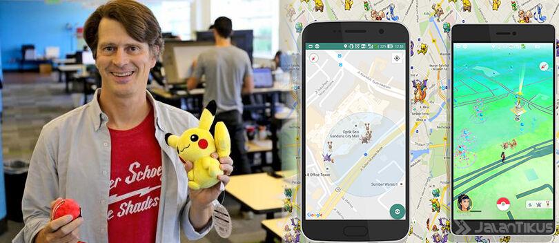 5 Ajaran Sesat dari Pencipta Pokemon Go John Hanke