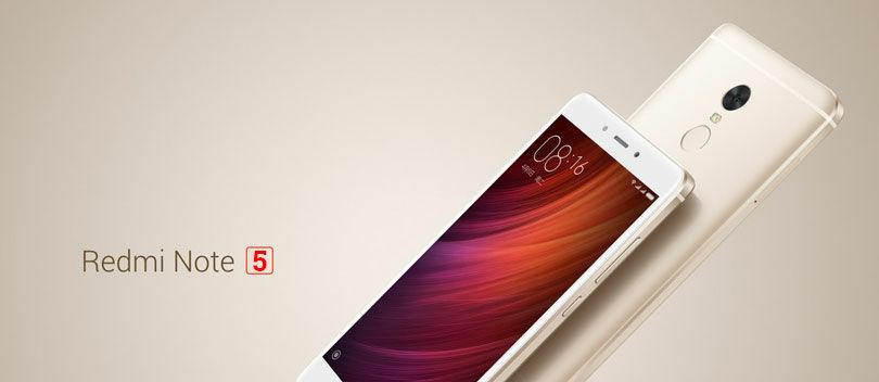 Xiaomi Redmi Note 5 Pake RAM 4 GB? Baru Juga Rilis Redmi Note 4