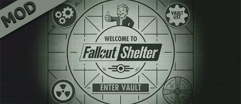 4 MOD Fallout Shelter Terbaru di Android dengan Xmodgames