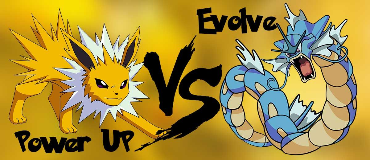 Penting Mana, Power Up atau Evolve Dulu di Pokemon GO?