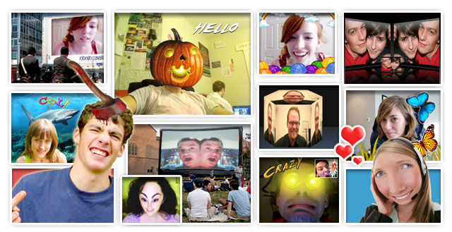 Webcam Max Demo