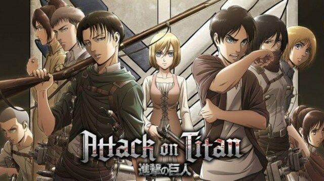 Anime Zero To Hero Attack On Titan 212f1
