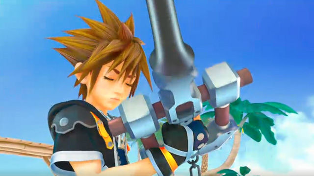 Kingdom Hearts 3 Gameplay Terbaru