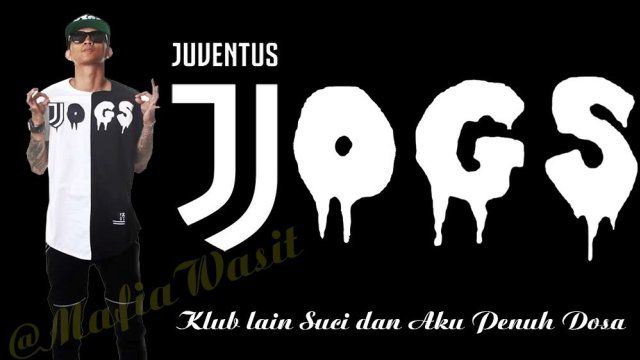 Meme Logo Baru Juventus 13