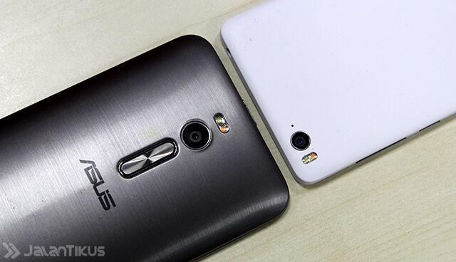 Zenfone 2 Vs Mi4i Gam1