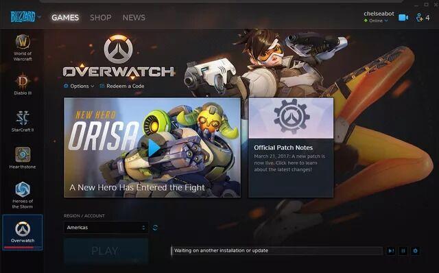 Blizzard Battlenet 1 De7fd