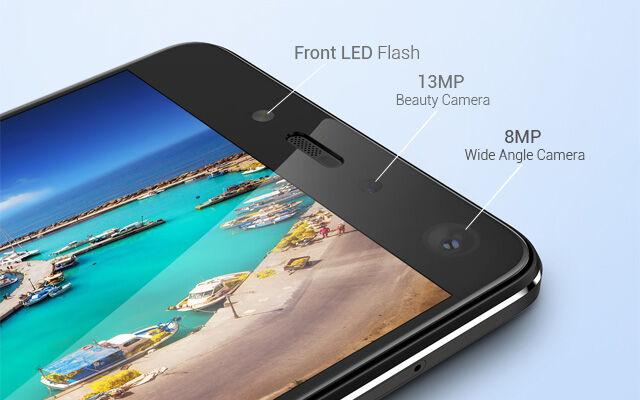Infinix S2 Pro Dual Selfie Cameras