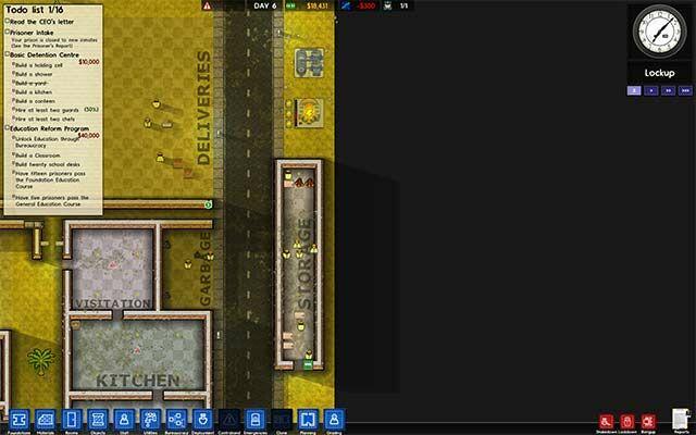 5 Tips Seru Bermain Prison Architect 2
