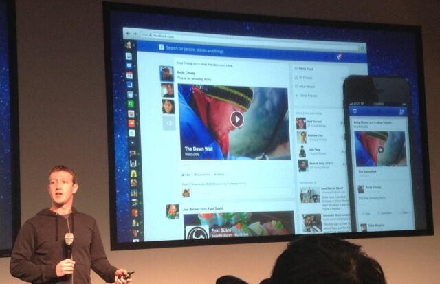Facebook Akan Merubah Desain News Feed 1