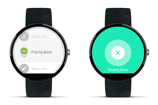 Android Device Manager Android Wear