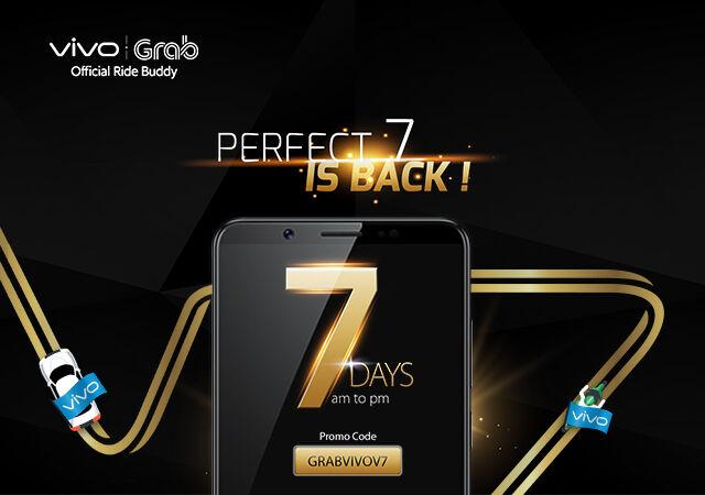 Kode Promo Grab Dari Vivo V7
