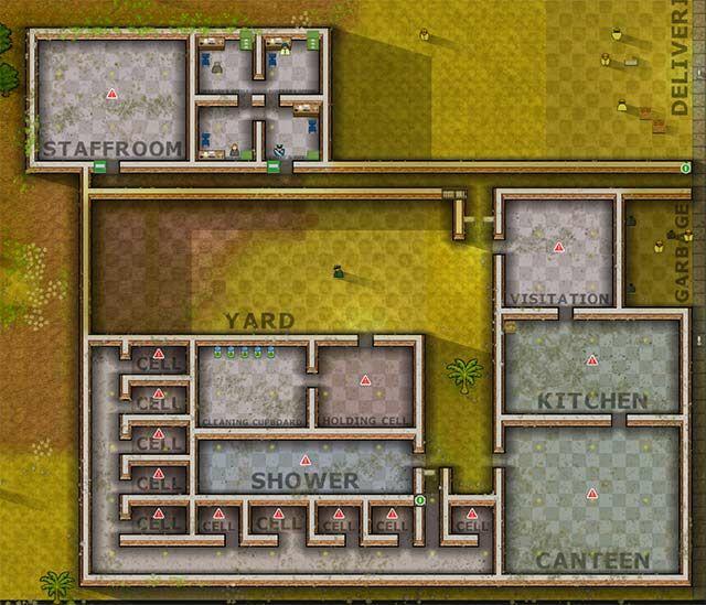 5 Tips Seru Bermain Prison Architect 3