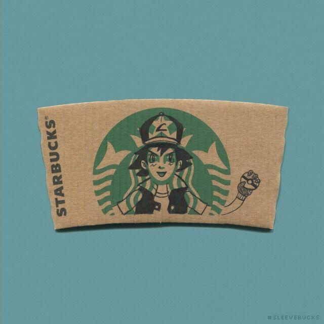 Starbucks Ash
