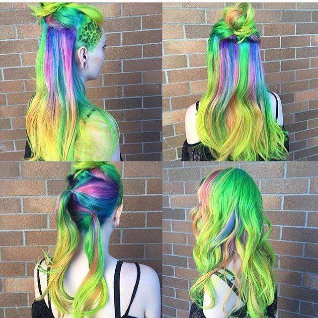 Trend Hair Coloring 4