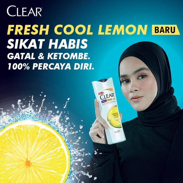Clear Lemon Fresh 1e952