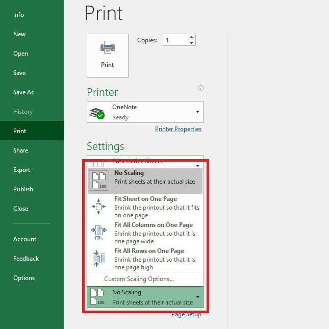 Cara Print Excel Dari Halaman Belakang 128fd