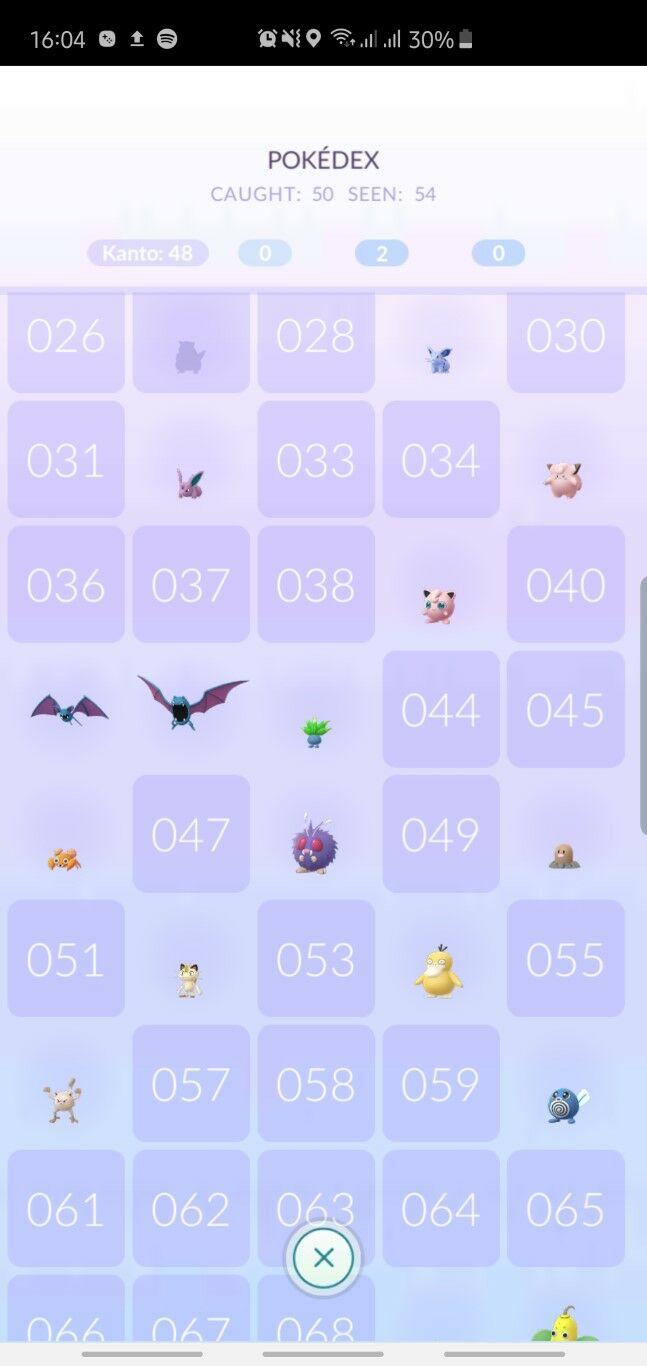 Pokemon GO Karakter 31c81
