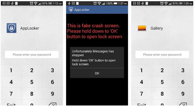 Download Applocker Fake Apk
