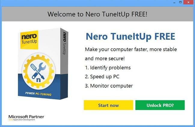 Nero Tuneitup Image