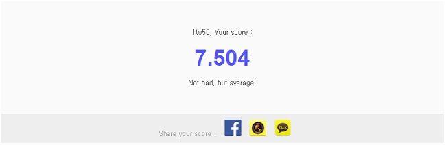Test Mata 1 50 2