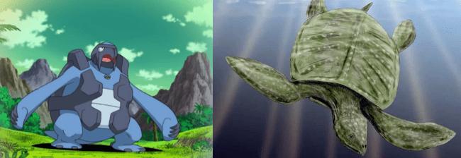 Hewan Purba Dari Pokemon 6