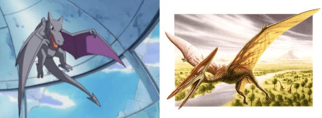 Hewan Purba Dari Pokemon 7