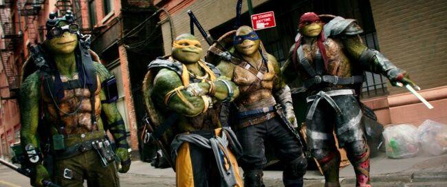 Teenage Mutant Ninja Turtles Out Of The Shadows 2