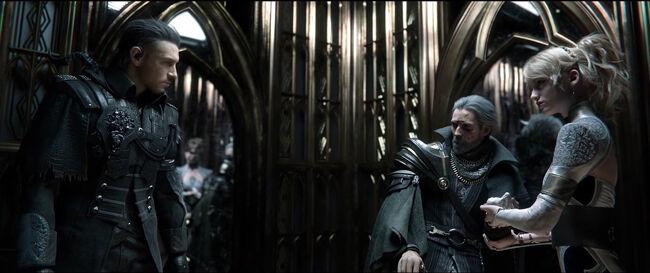 Kingsglaive Final Fantasy Xv A