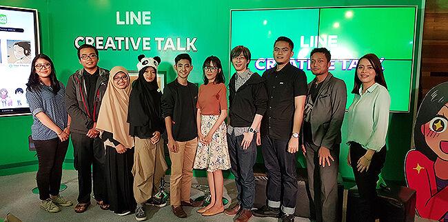 Line Creators Team