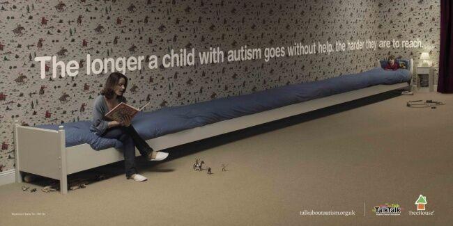 Iklan Sosial Tentang Autisme